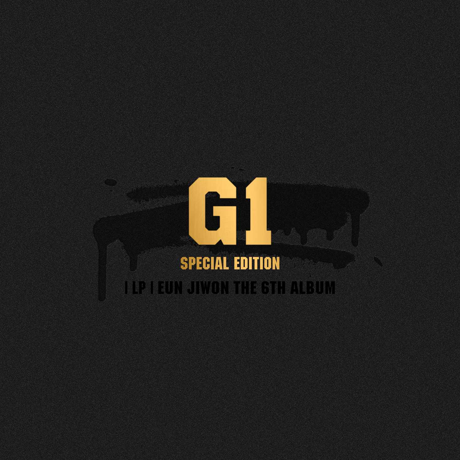XLPX EUN JIWON THE 6TH ALBUM : G1