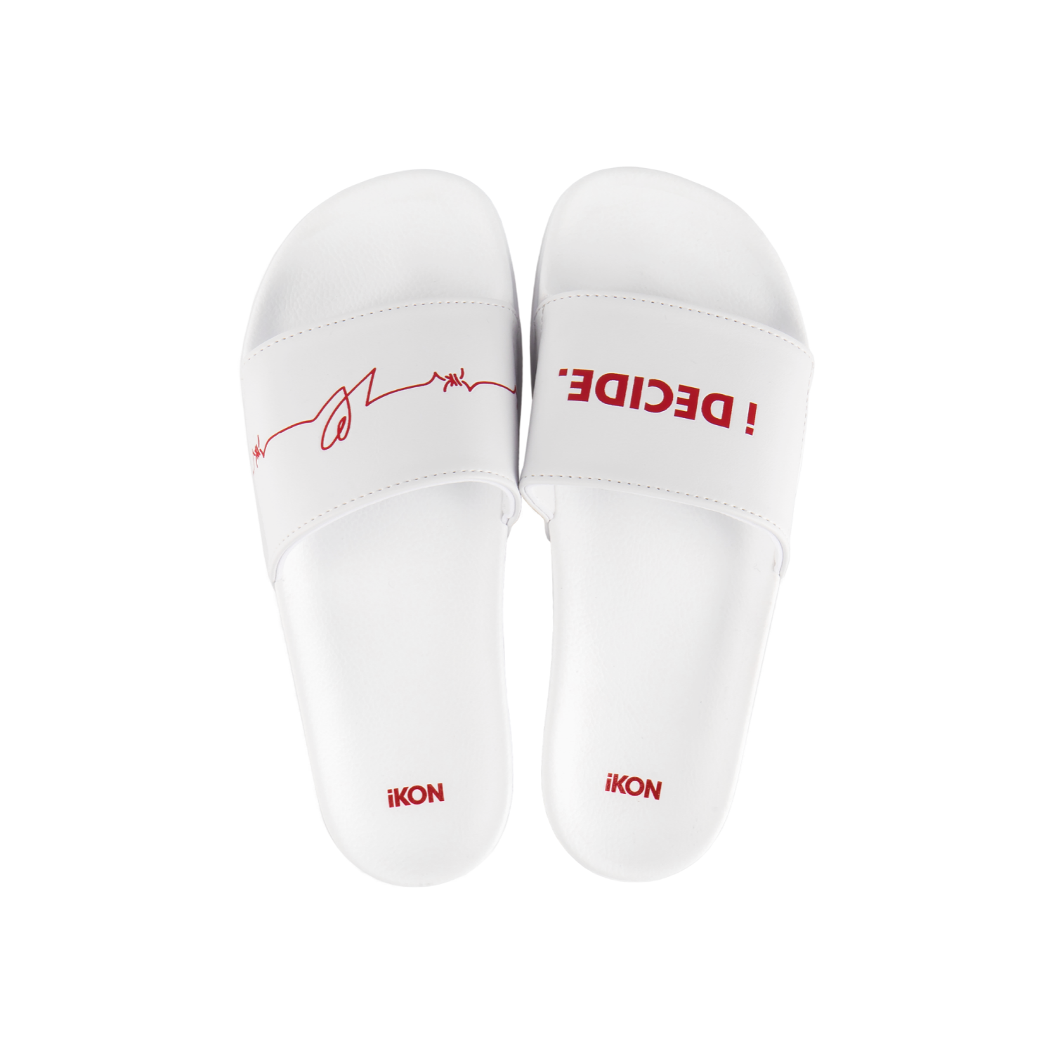 [iDECIDE] iKON SLIDE SLIPPER