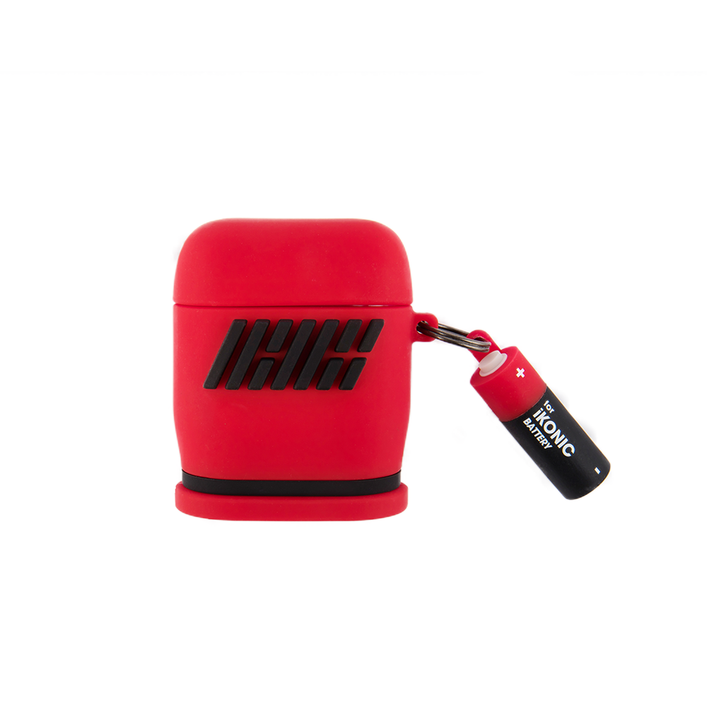 iKON AIRPODS SILICONE CASE SET