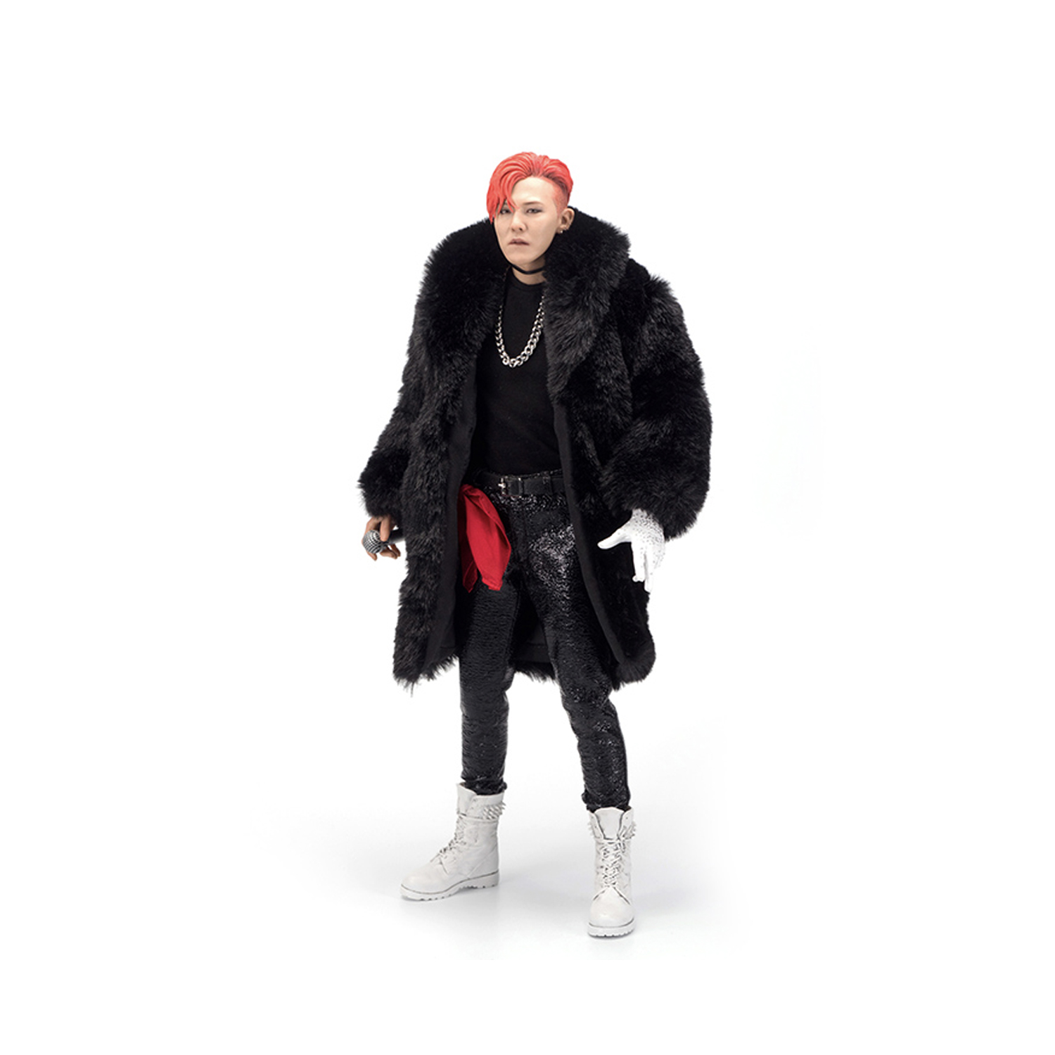 G-DRAGON ACTION FIGURE 12inch