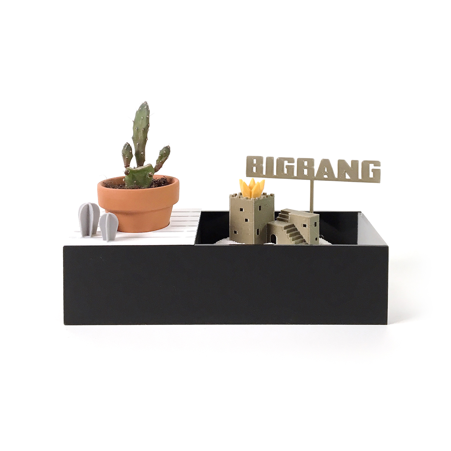 [LIVESLOW] BIGBANG PLANTS KIT with jammm