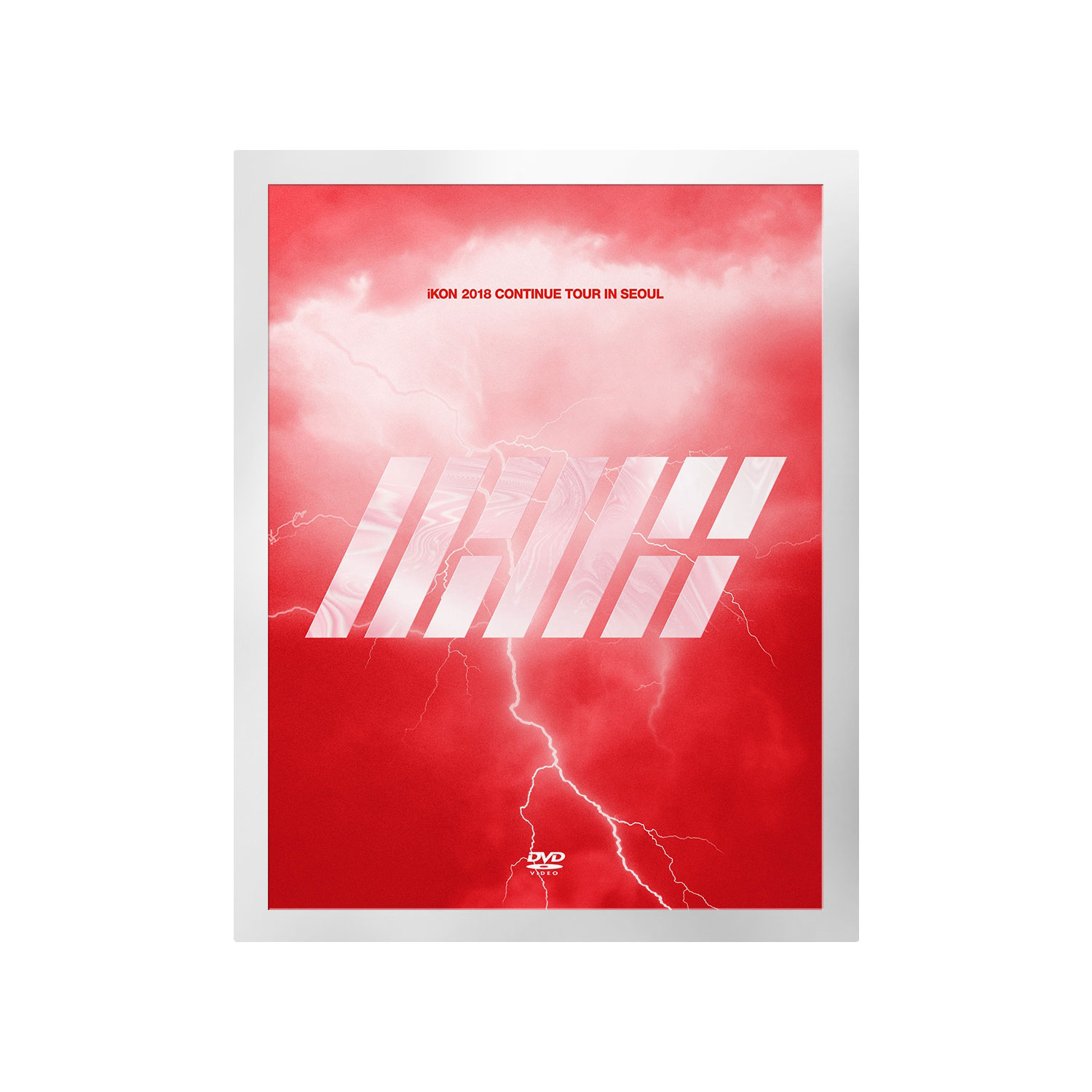 iKON 2018 [CONTINUE] TOUR IN SEOUL DVD