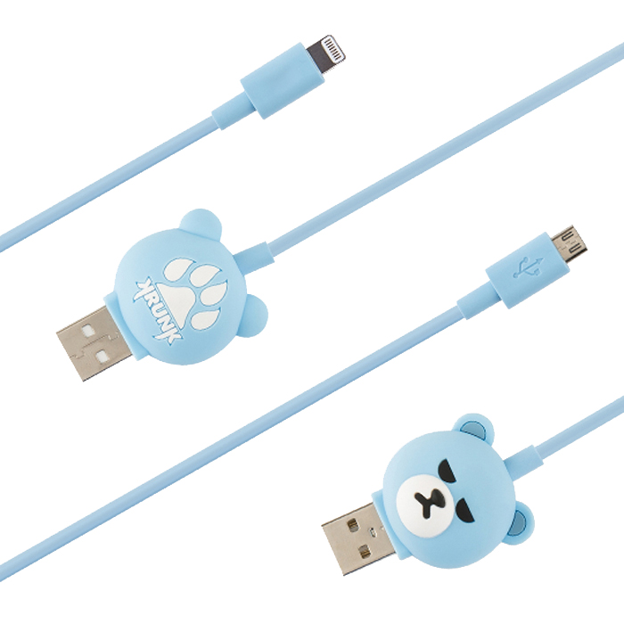 [KHVATEC] KRUNK 5PIN CABLE (Android / iOS)