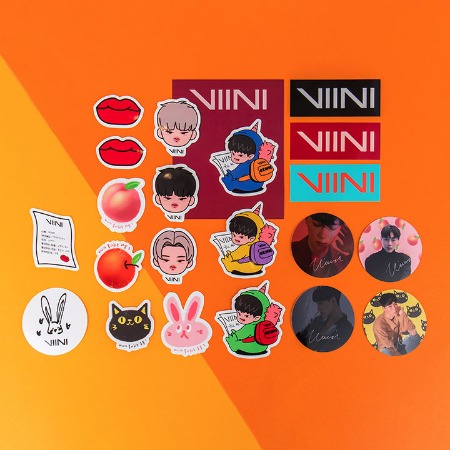 [VIINI] VIINI STICKER SET