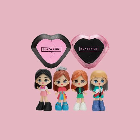[JZW] BLACKPINK BROKEN HEART SUPERSTARS