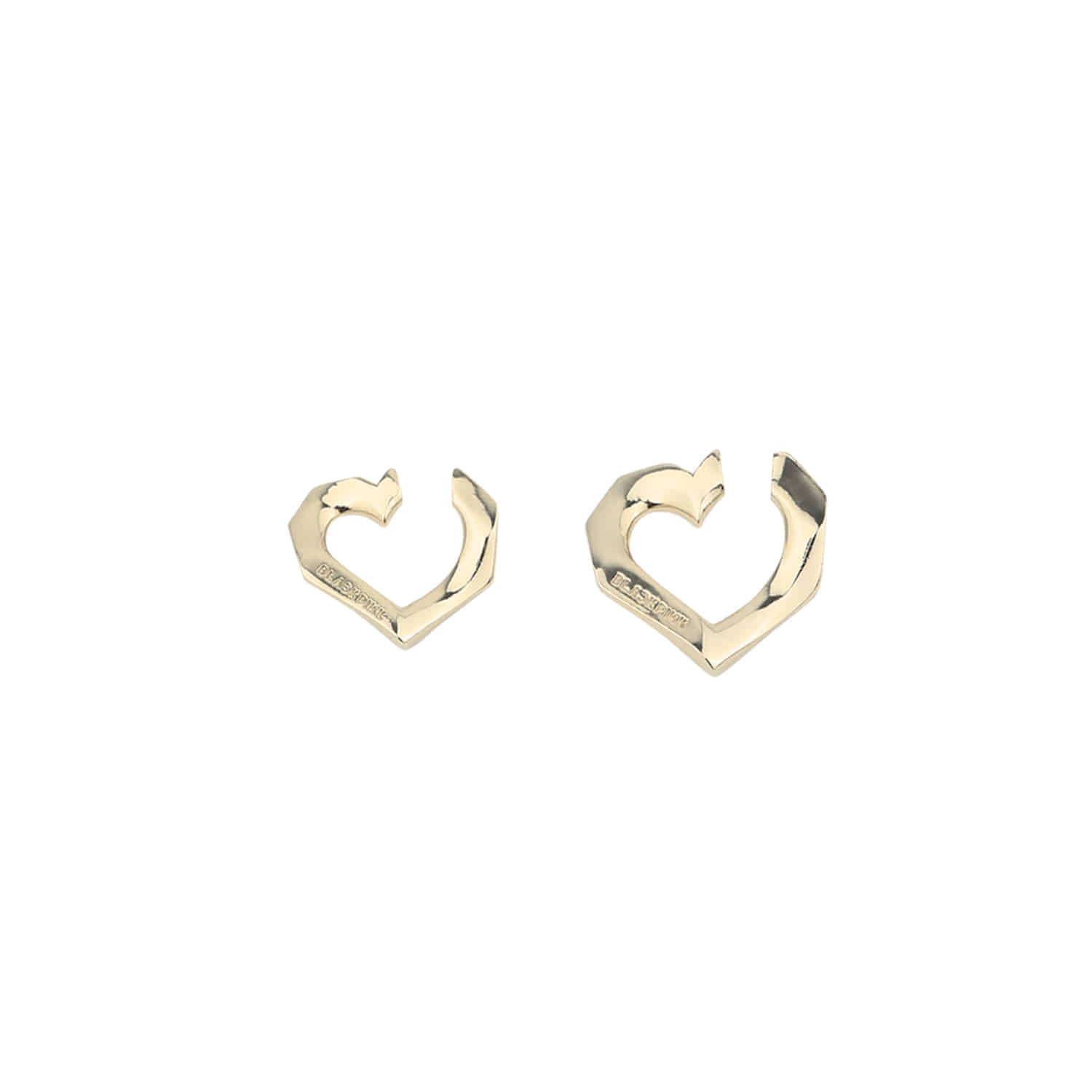 [H.Y.L.T] BLACKPINK EAR CUFF SETS_BOLD HEART