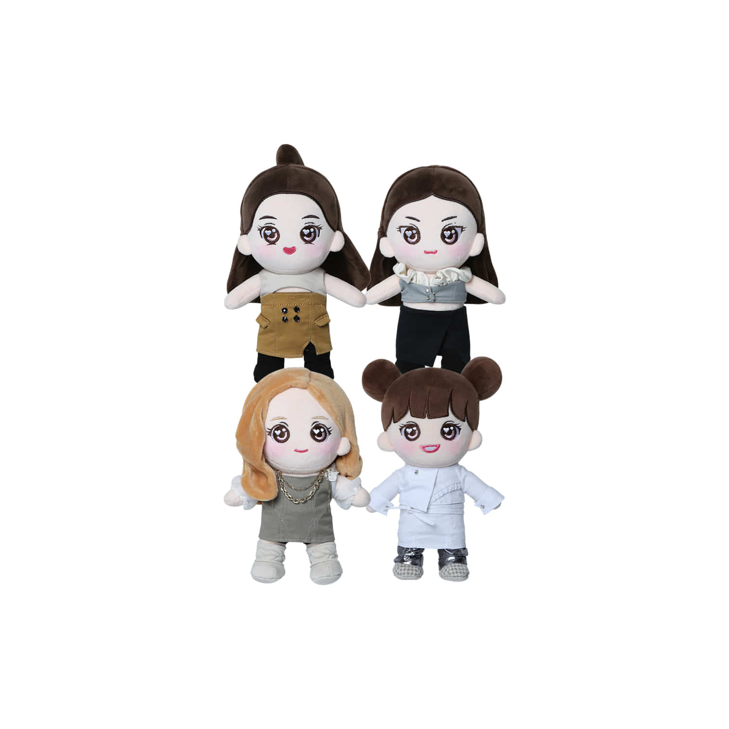 [H.Y.L.T] BLACKPINK PLUSH DOLL CLOTHES