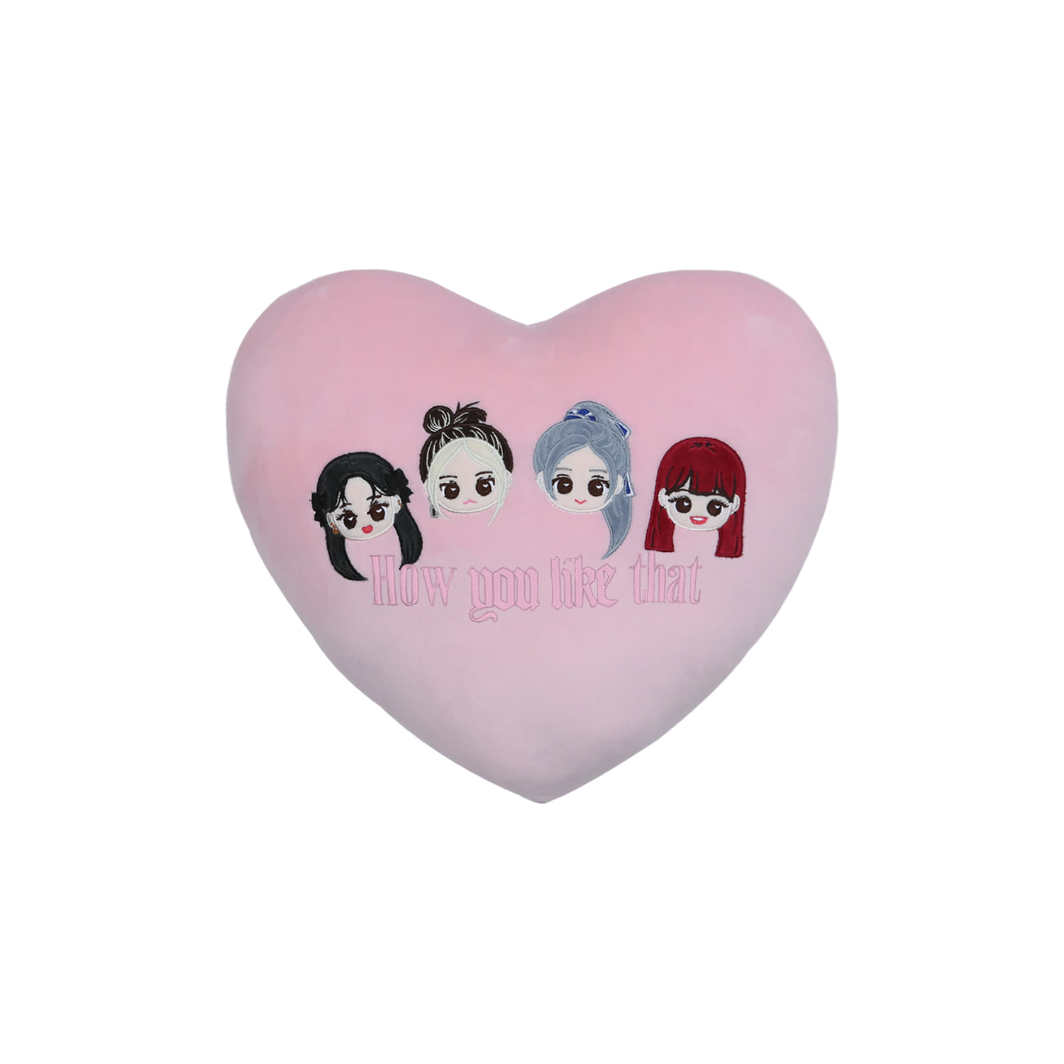 [H.Y.L.T] BLACKPINK CHARACTER HEART CUSHION