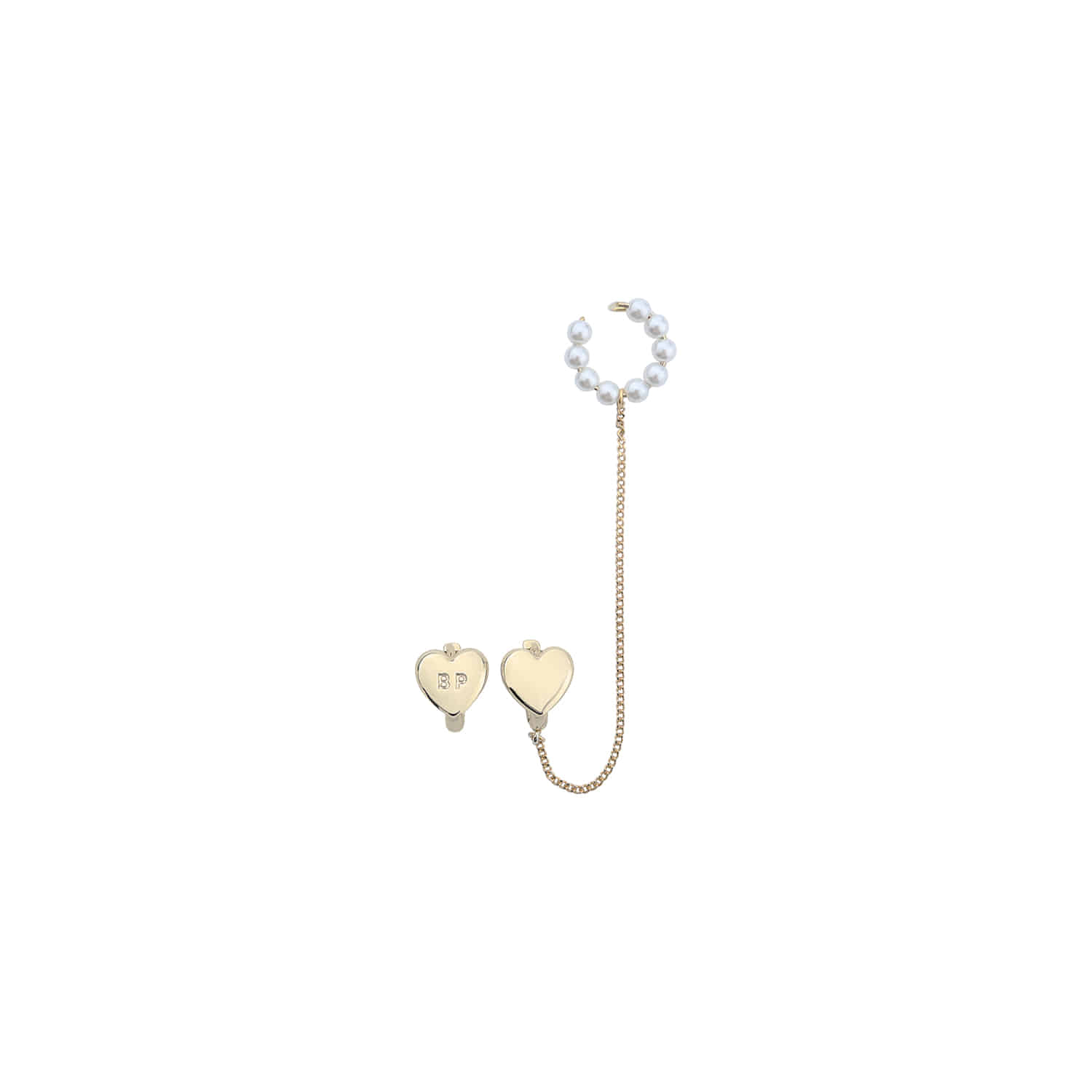 [H.Y.L.T] BLACKPINK EARRINGS_MINI HEART