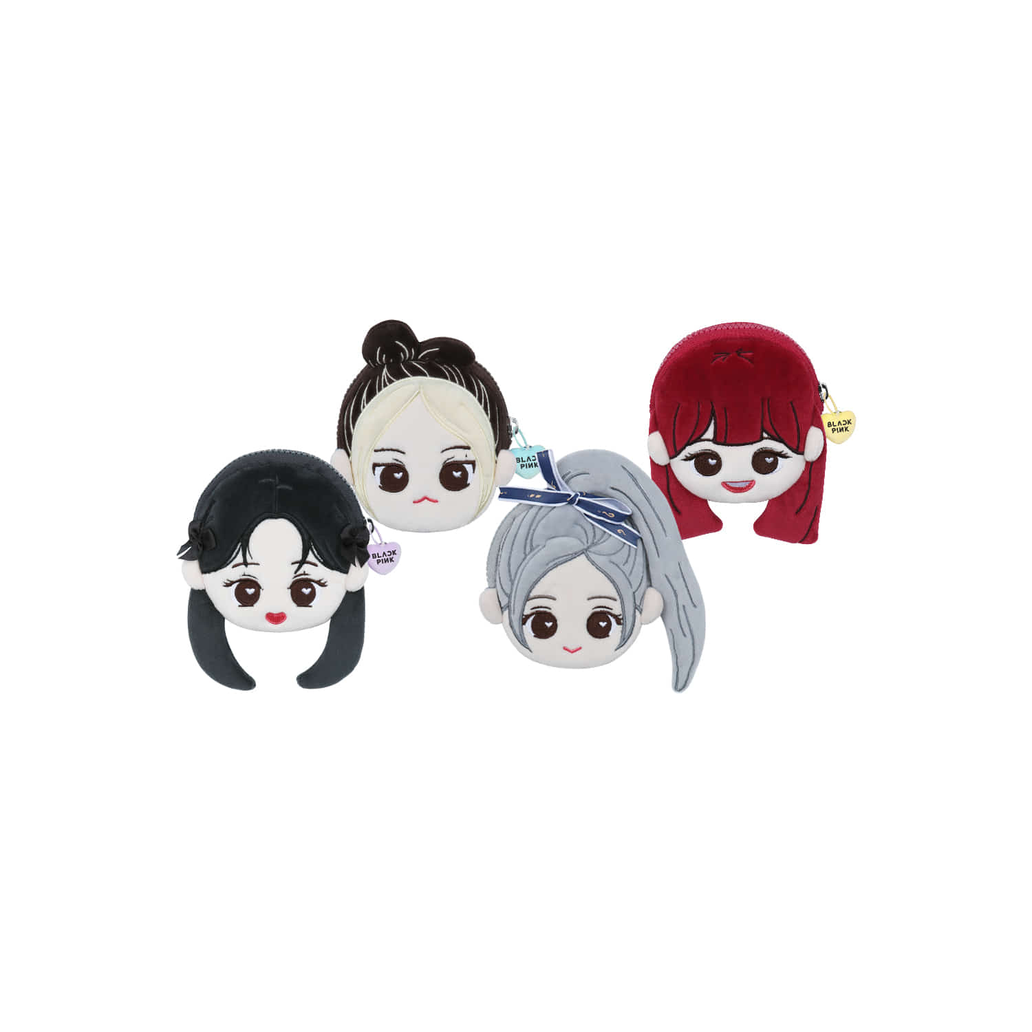 [H.Y.L.T] BLACKPINK CHARACTER COIN PURSE