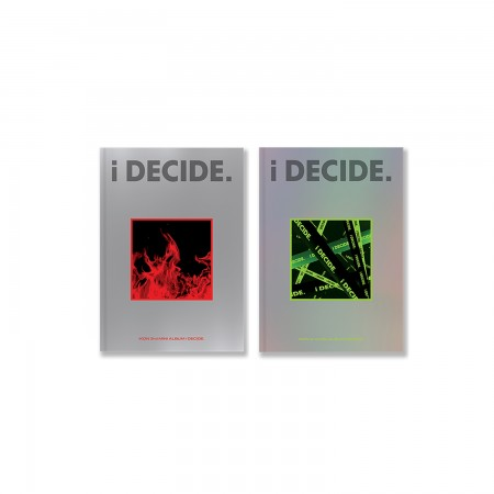 iKON 3rd MINI ALBUM [i DECIDE]
