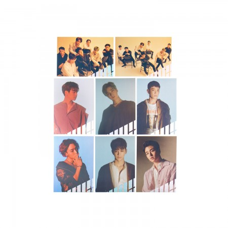 [CONTINUE] iKON PHOTO SET