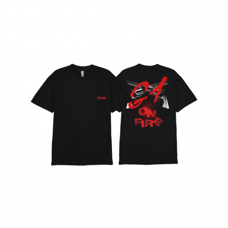[G1] EUNJIWON T-SHIRTS_I'M ON FIRE