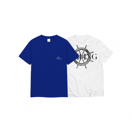 [SOPOOOM] AKMU SAILING T-SHIRTS