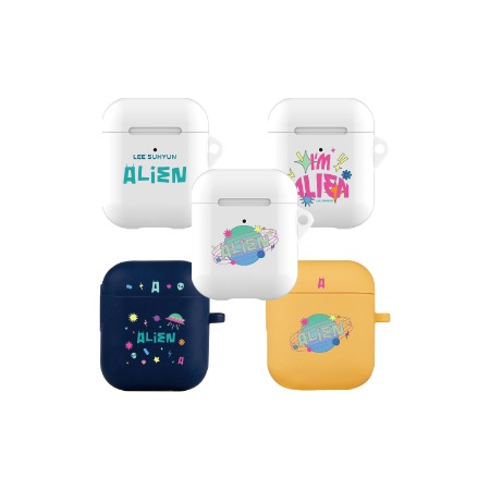 [TRADIT] SUHYUN AIRPODS CASE_ALiEN