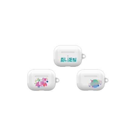 [TRADIT] SUHYUN AIRPODS PRO CASE_ALiEN
