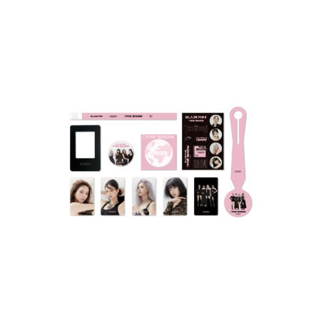 [THESHOW] BLACKPINK PHOTO PACKAGE