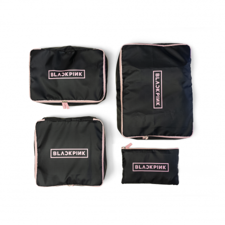[INYOURAREA] BLACKPINK TRAVEL POUCH SET