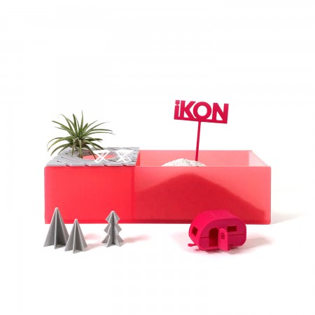 [LIVESLOW] iKON PLANTS KIT with jammm