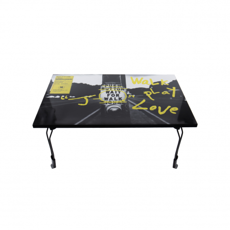J-WALK WALK PLAY LOVE ARTWORK TABLE