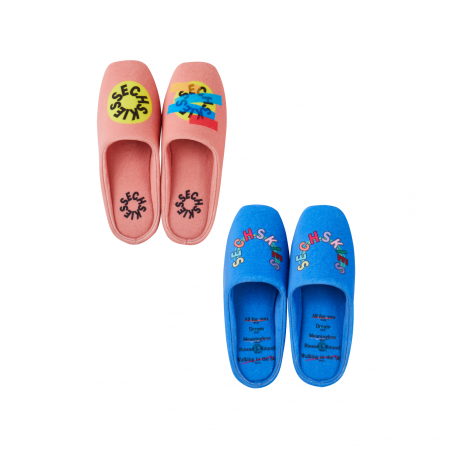 [ALLFORYOU] SECHSKIES HOME SLIPPER