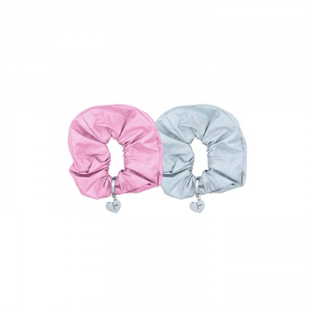 [H.Y.L.T] BLACKPINK METALLIC SCRUNCHIE