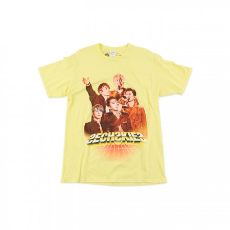 [20th] SECHSKIES T-SHIRTS YELLOW