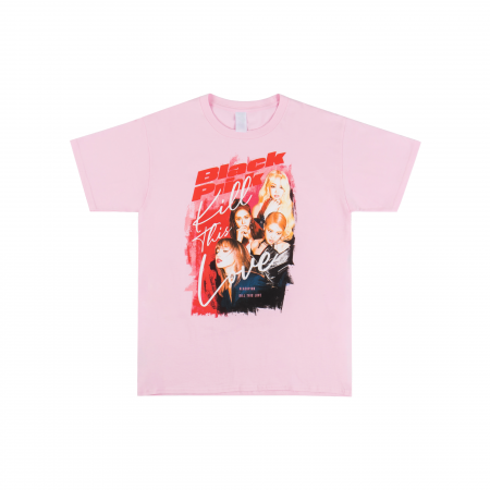 [CHAPTER1] BLACKPINK T-SHIRTS_TYPE3