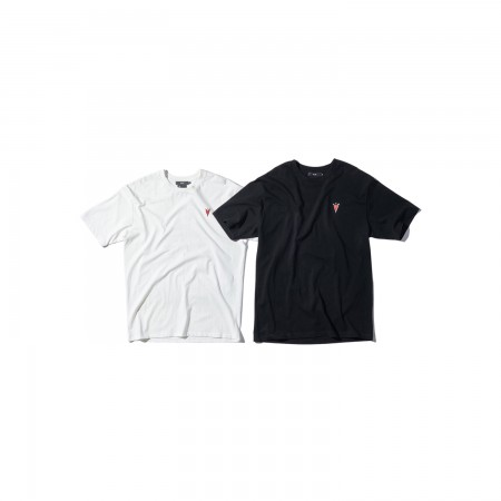 PLAC X MINOYOON HEART GRAPHIC T-SHIRTS