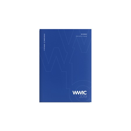 WINNER PRIVATE STAGE WWIC2019 PHOTO VARIETY SET  -LIMITED EDITION-