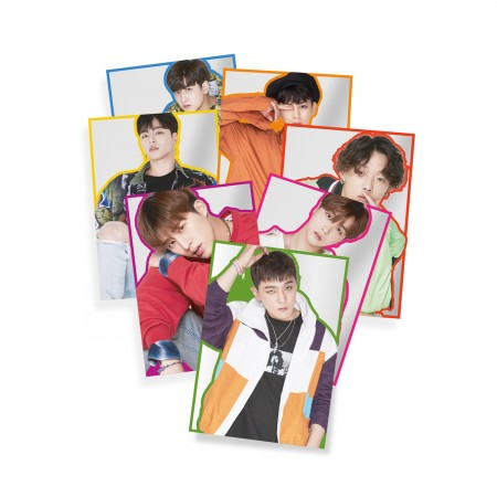 [KOLORFUL] iKON POSTER SET