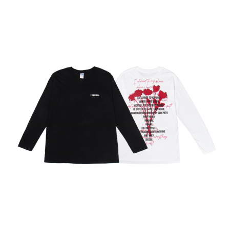 [iDECIDE] iKON LONG SLEEVE T-SHIRTS