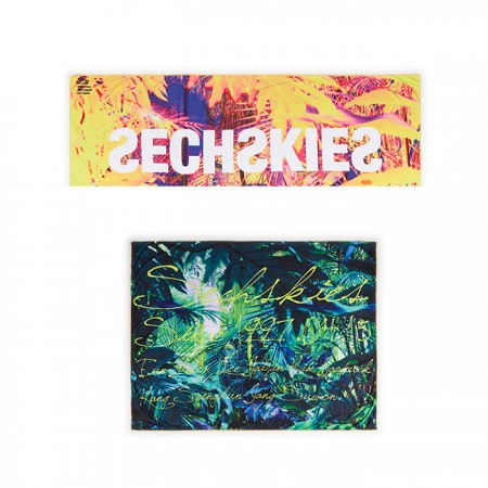 [HAWAII] SECHSKIES BEACH TOWEL