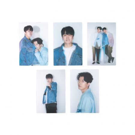 J-WALK WALK PLAY LOVE  POSTCARD SET