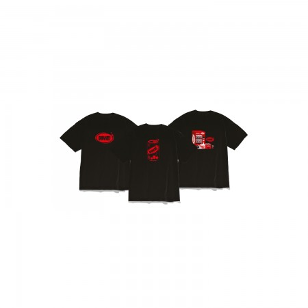 [SOPOOOM] iKON SUMMER DRINKS T-SHIRTS