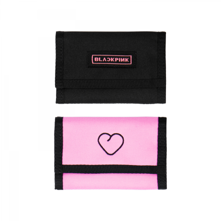 [INYOURAREA] BLACKPINK TRIFOLD WALLET