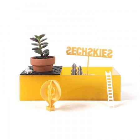 [LIVESLOW] SECHSKIES PLANTS KIT with jammm