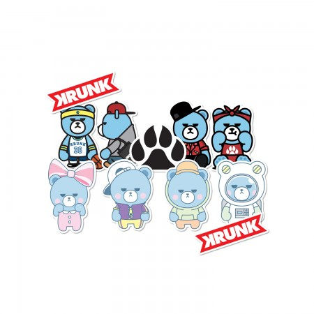 [PATCHMANIA] KRUNK STICKER