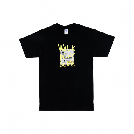 J-WALK WALK PLAY LOVE T-SHIRTS