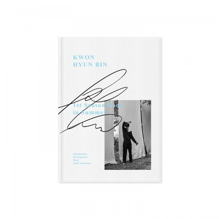KWON HYUN BIN 1st SEASON BOOK in SUMMER