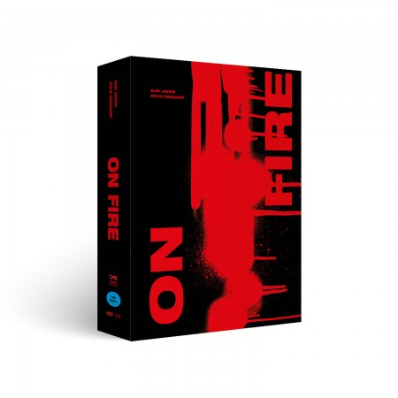 EUN JIWON 2019 CONCERT [ON FIRE] LIVE CD&DVD