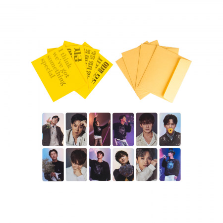 [YGBOX7] SECHSKIES CHRISTMAS CARD SET