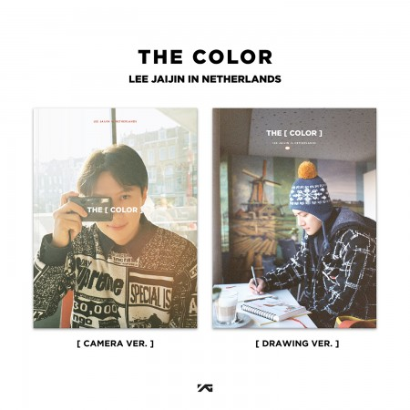 LEE JAIJIN IN NETHERLANDS -THE COLOR-