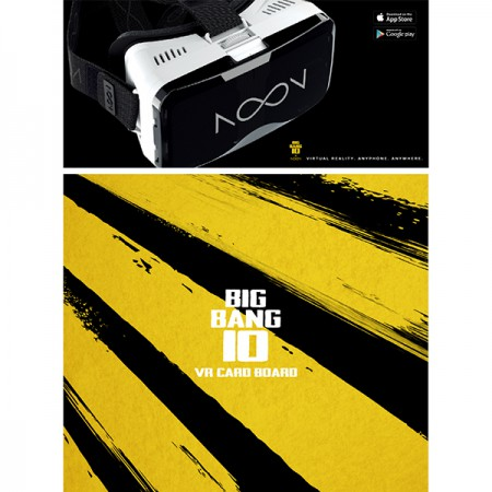 BIGBANG10 THE EXHIBITION: A TO Z X VR PACKAGE